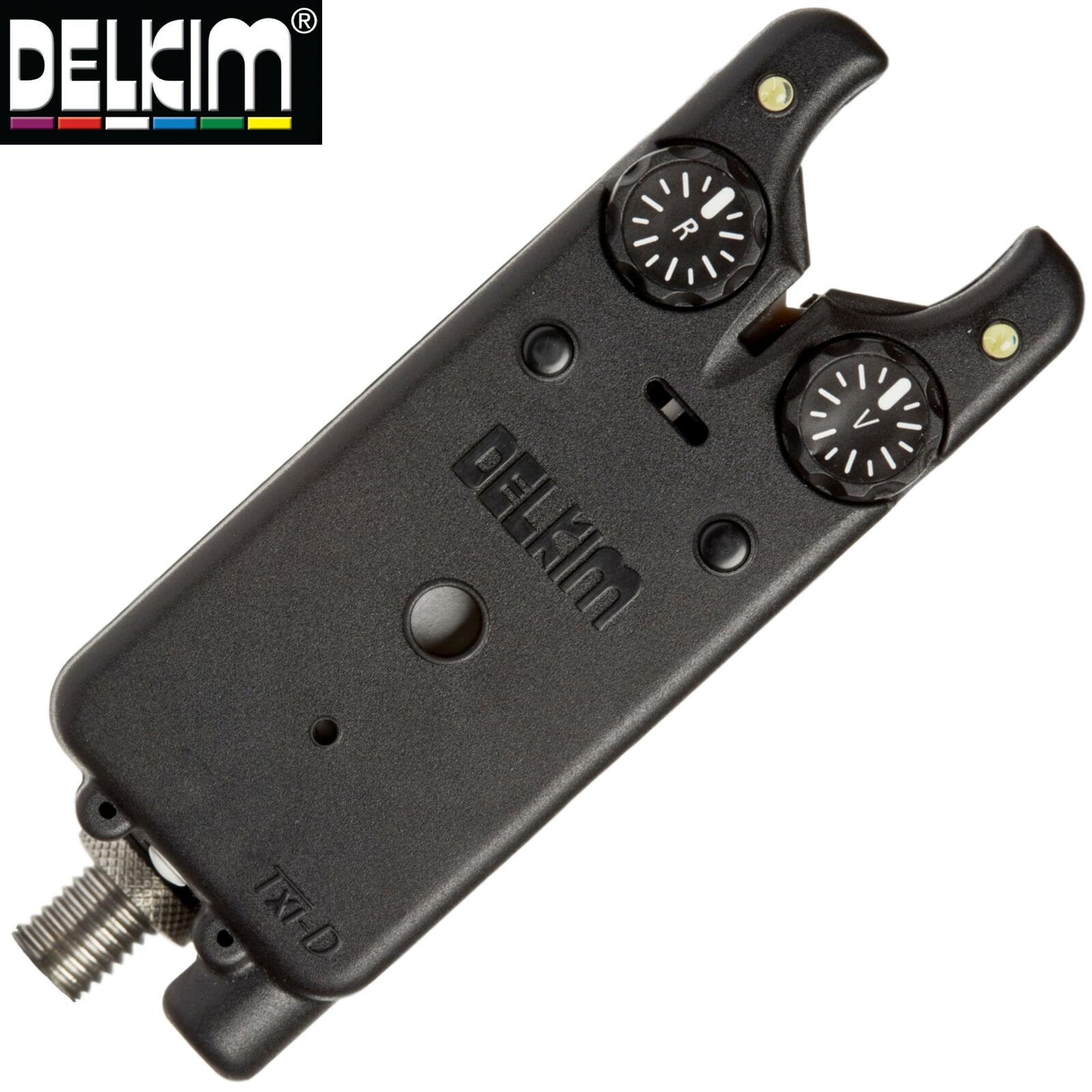 Delkim Txi-D Digital Bite Alarm - Bissanzeiger, Karpfenbissanzeiger, Zubehör