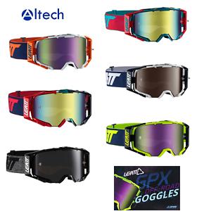 Leatt Velocity 6.5 Goggle Lens MX Motocross Off Road Dirt Bike ATV//UTV