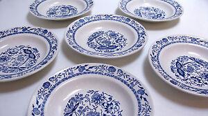 6-anciennes-assiettes-creuses-en-ceramique-bleue-et-blanche