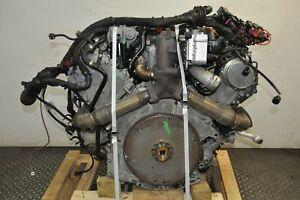 AUDI A4 8K B8 2.7 TDI 2011 Diesel 2.7 V6 Engine Motor CGK 140kW 12067417