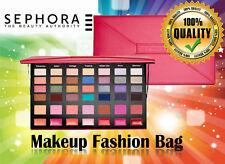Sephora ICONIC looks Makeup Palette eyeshadow lipgloss Fashion Bag