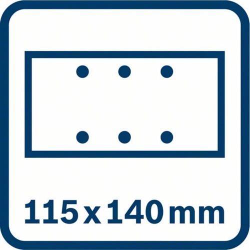 Bosch Akku-Schwingschleifer GSS 18V-10ohne Akku ohne Ladegerät