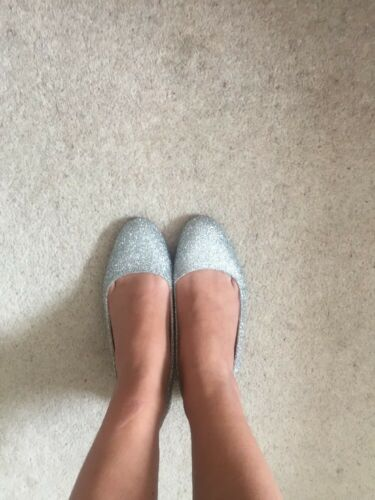 Lk Silver Uk 2 Bennett 35 Glitter Sandals Low Pumps r60xrwq5