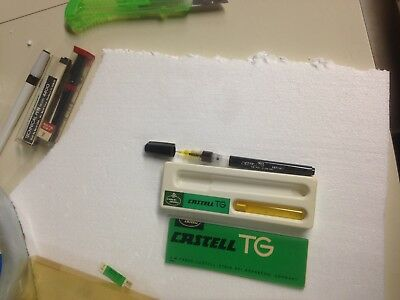 Tips: B SC and1.5 Made in Germany NEW! SB Faber-Castell 4 PITT Artist Pens