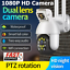 Wireless-1080P-WIFI-IP-CCTV-Camera-PTZ-Outdoor-HD-Home-Security-IR-Night-Vision thumbnail 1