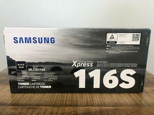 Samsung MLT-D116S SU844A Black Toner Cartridge Brand New Sealed