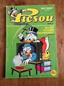 PICSOU-magazine-65-1977-edi-monde-walt-disney-1ere-serie