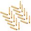 Conector-Gold-2mm-3-5mm-4mm-5-0mm-5-5mm-6-0mm-8-0mm-alto-electricidad-enchufe-2-4-5-10-20 miniatura 3