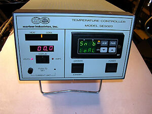 MARLOW INDUSTRIES SE5020-02  TEMPERATURE CONTROLLER