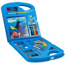 Disney Pixar Finding Dory Deluxe Kids Art Case 28pc Kit