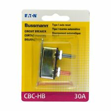 BP//CBC-50B-RP 50 Amp Type-I Stud Mount Circuit Breaker with Crosswise Bracket