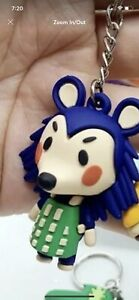 Animal Crossing Mable  Hanger Figure Bag Clip Key Chain NEW