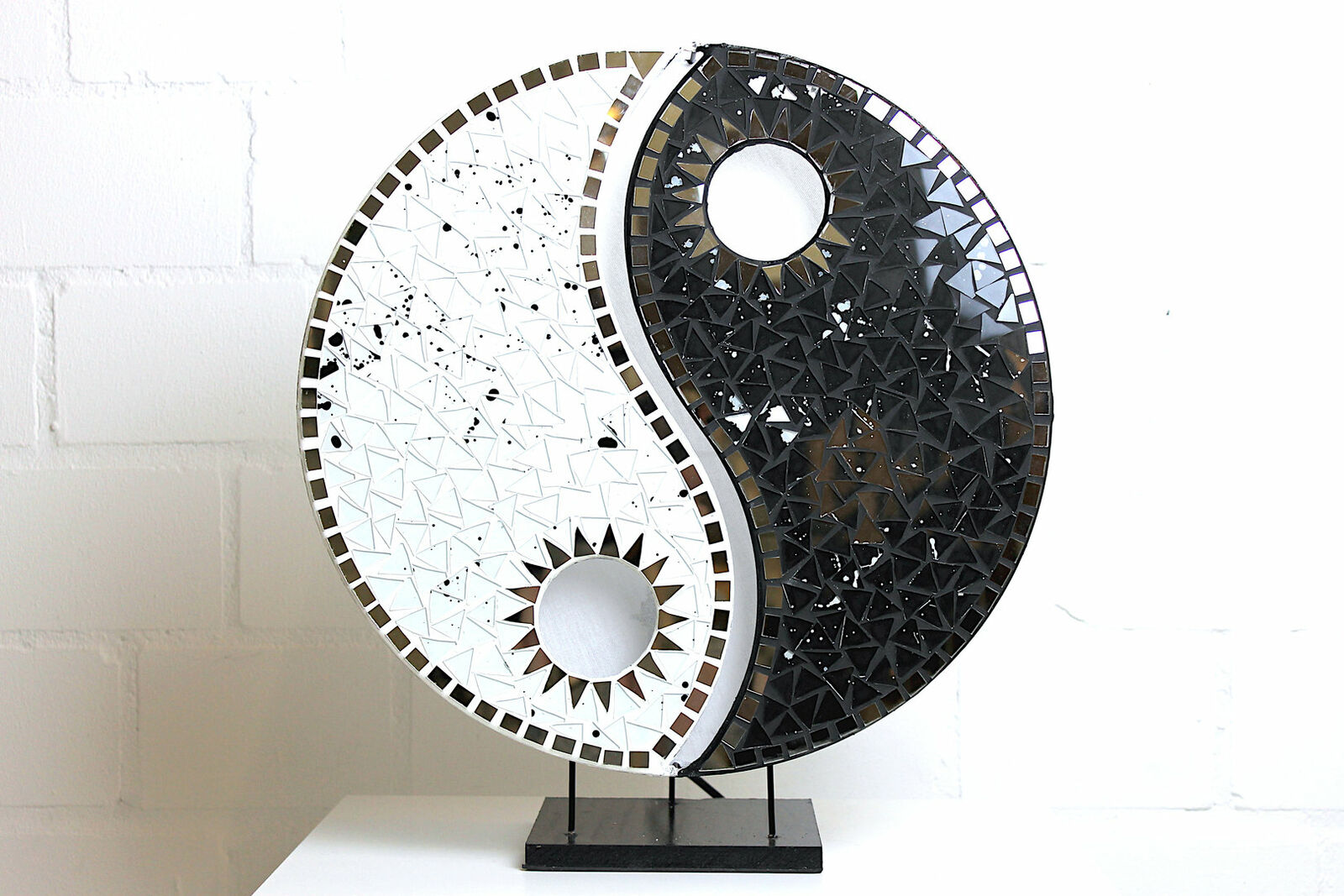 Joly's Lampe  Ying & Yang  -groß- Asia Style
