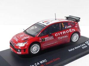 CITROEN-C4-WRC-1-RALLYE-MONTE-CARLO-2008-SEBASTIEN-LOEB-ELENA-IXO-1-43-ALTAYA