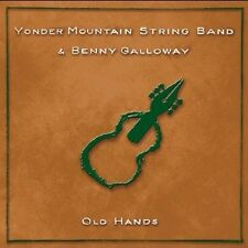 Old Hands by Yonder Mountain String Band (CD, Jul-2003, Frog Pad Records)