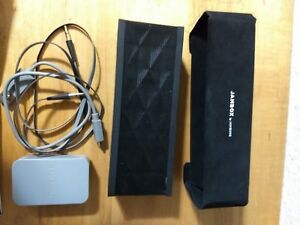 Jawbone Jambox Portable Speaker System with Bluetooth - Black