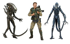 Aliens-Series-2-NECA-Action-Figures-Sold-Separately-or-as-a-Set-Xenomorph