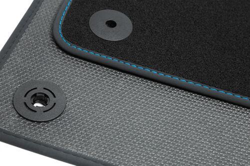Ganzjahres Fußmatten für Toyota Yaris 3 ab Bj 2010