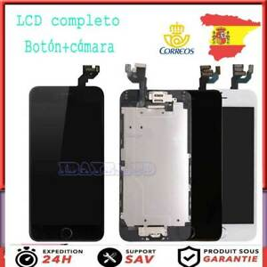 Pantalla-LCD-Completa-Tactil-iPhone-6-6S-PLUS-Boton-Home-Altavoz-Camara-frontal