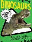 Dinosaurs Sticker Activity Fun by Little Tiger Press Group (Paperback, 2015)
