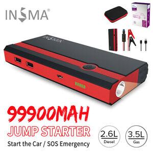 99900mAh-12V-USB-Coche-Salto-de-Arranque-Arrancador-Cargador-Bateria-LED