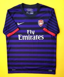 4-7-5-Arsenal-kids-jersey-13-15-years-2012-2013-shirt-479290-547-Nike-ig93