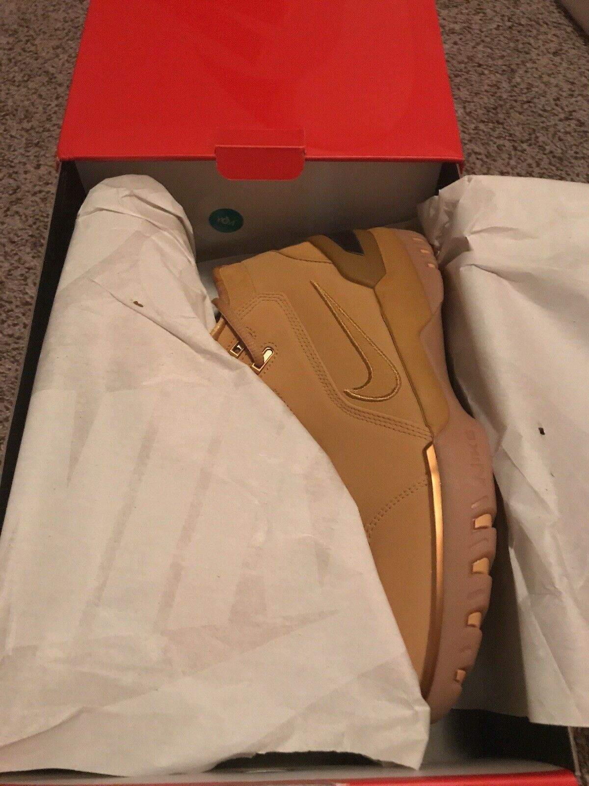 Nike Air Zoom Generation QS All Star Wheat Comfortable Seasonal clearance sale