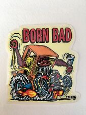 "Ed ""Big Daddy"" Roth Sticker"