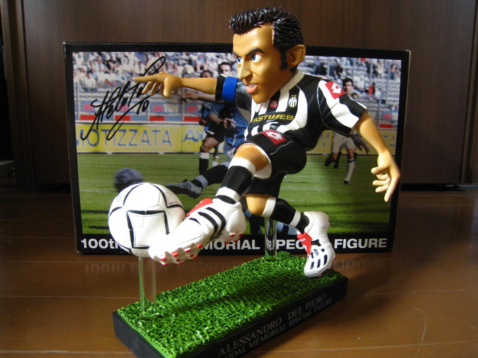 Alessandro Del Piero 100TH objectif Memorial Figure delpiero non CORINTHAN Baggio XL
