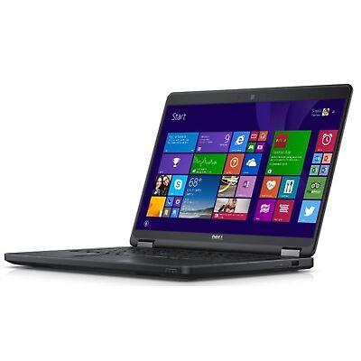 """Dell Latitude E5450 14"""" i5-5200U 2.2GHz 8GB 128GB SSD Windows 10 Pro"""