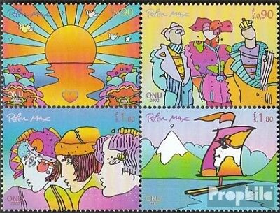 Geneva 444-447 Block Of Four Unmounted Mint Never Hinged 2002 Nachhaltige Delicacies Loved By All Cheap Price Un
