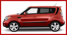 KIA SOUL SOLID UPPER REAR QUARTER DECAL GRAPHICS 2008 2013 STRIPE FACTORY