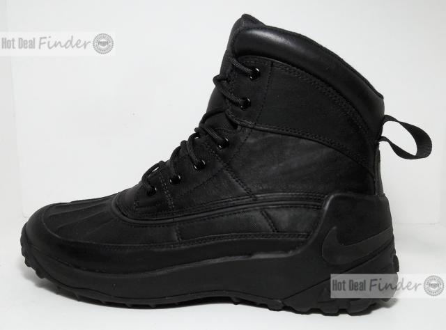 Nike Kynwood Mens Winter BOOTS Black Size 8.5 862504,001