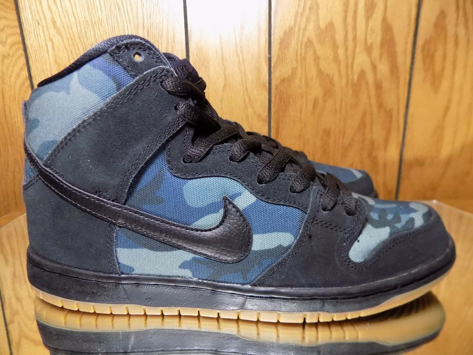 Nike Dunk SB High Obsidian Blue Brian Anderson 510 Camo size 11 Seasonal price cuts, discount benefits