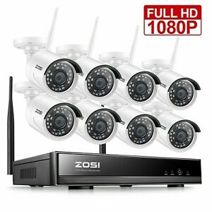 ZOSI-Wireless-CCTV-1080P-NVR-Kit-HD-WiFi-IP-Camera-Home-Security-System-Outdoor