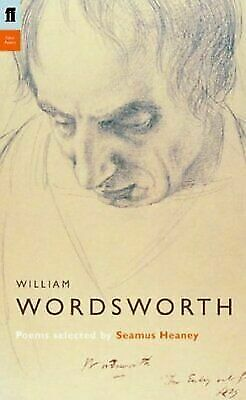 William Wordsworth Poems Selected By Seamus Heaney For Sale Online Ebay