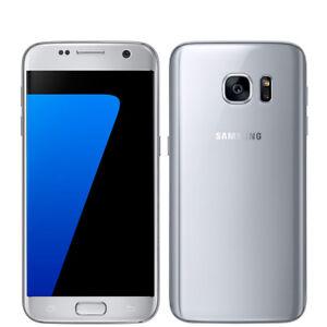 Argente-Samsung-Galaxy-S7-Edge-SM-G935A-32GB-Debloque-TelePhone-Tout-operateur