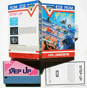 Step-up-on-msx