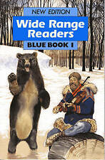 Wide Range Reader: Blue Book Bk. 1-ExLibrary