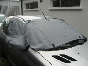 Suzuki IGNIS 00 on WINDSCREEN FROST ICE SNOW PROTECTOR MIRRORS COVER CAR