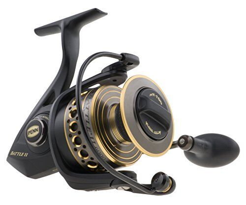 NEW  Penn Battle II 4000 Spinning Fishing Reel FREE SHIPPING  waiting for you