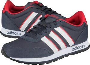 finest selection dd13a 1c54f Image is loading adidas-NEO-RUNNEO-V-JOGGER-Shoes-F39333-Navy-