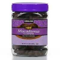 Kirkland Macadmaia Cashews Mixed Nuts Caramel Clusters - Variety