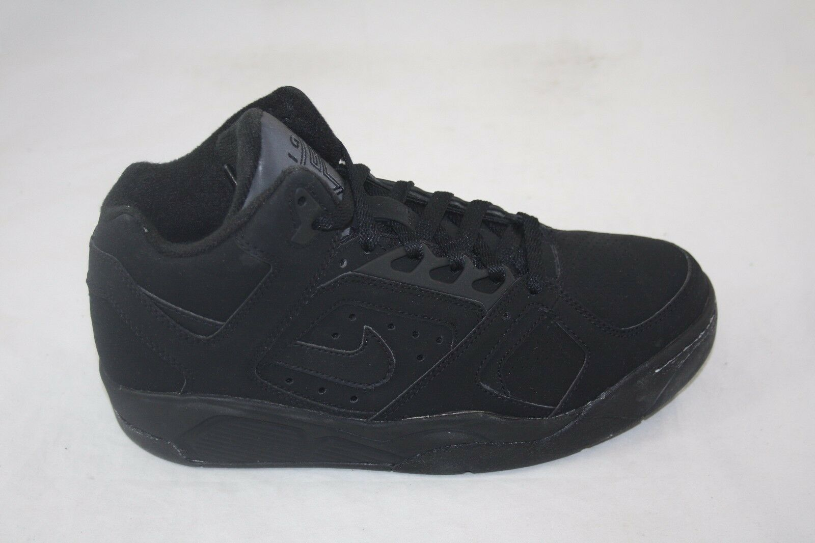 NIKE AIR FLIGHT LITE LOW 318644-001 BLACK/BLACK SIZE 8 MSRP Price reduction The latest discount shoes for men and women