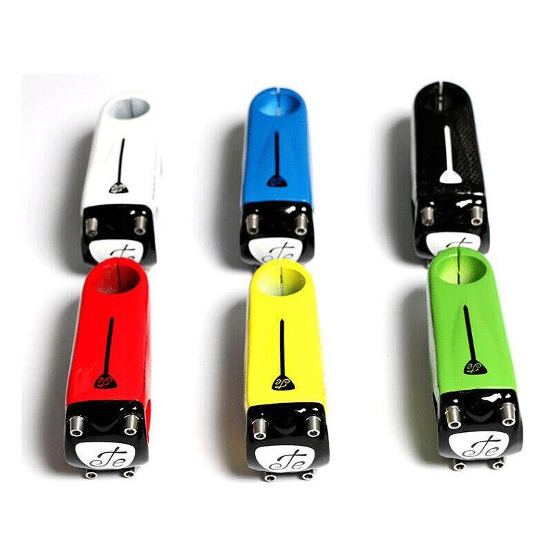 Ultralight 31.8mm Bike Handlebar Stems Carbon MTB Road Bicycle Stem80 90 100 110