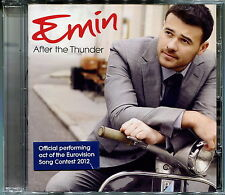 "EMIN ""After the thunder"" Eurovision 2012, CD mit Bonus, Neu!"
