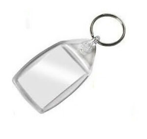 BLANK-Photo-Key-Ring-Keyrings-1-2-5-10-or-20-Insert-Size-35-mm-x-24-mm