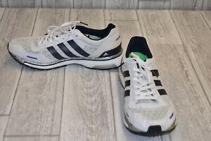 negro Adizero Zapatillas Adidas 8 5 blanco 3 191040905902 Athletic deportivas Adios para talla hombre qw7wFErURz