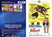 The Rounders Dvd 2010 Glenn Ford, Henry Fonda (1964)