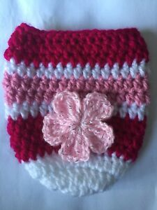 hand crochet baby bottle cover tommee tippee Dr brown MAM Nuk 5oz